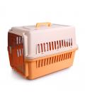 Pet Travel Crate Carrier 58.4cm L x 36.8cm W x 35.2cm H