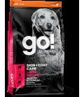Go! Solutions Skin + Coat Care Lamb Recipe Dog Dry Food
