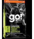 Go! Solutions Carnivore Chicken, Turkey & Duck Recipe Puppy Dry Food