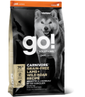 Go! Solutions Carnivore Lamb & Wild Boar Recipe Dog Dry Food
