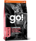 Go! Solutions Carnivore Salmon & Cod Recipe Dog Dry Food