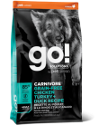 Go! Solutions Carnivore Chicken, Turkey & Duck Recipe Adult Dog Dry Food