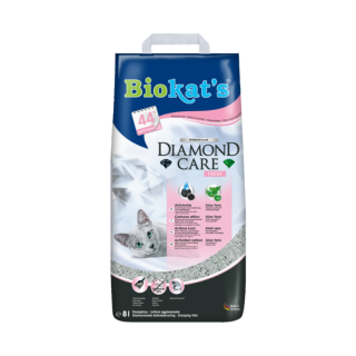 Biokat's Diamond Care Fresh 8L Cat Litter