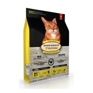 Oven Baked Tradition Chicken for All Lifestyles Adult Cat Dry Food