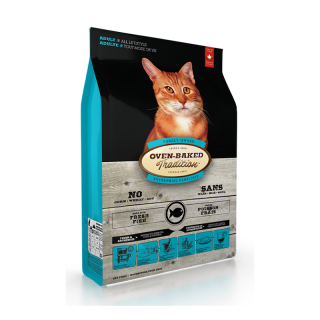 Oven Baked Tradition Fish Adult Cat Dry Food