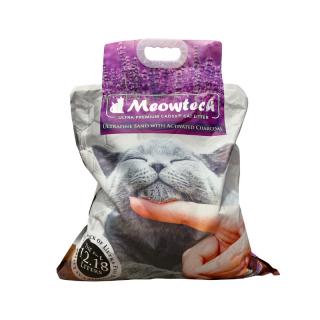 Meowtech Ultra Premium Lavender Scent CAD5x 9.6kg Cat Litter