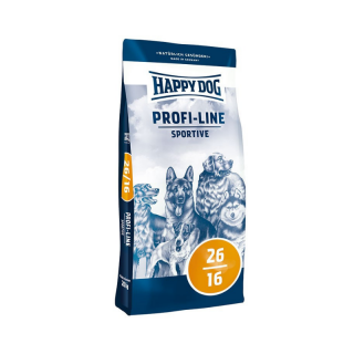 Happy Dog Profi-line Sportive 26/16 20kg Dog Dry Food