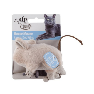 All for Paws Classic Comfort House Mouse Cat Toy