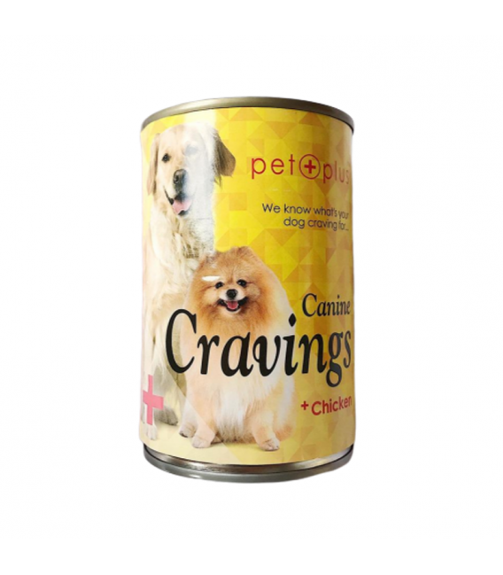 Canine Cravings Chicken 400g Dog Wet Food