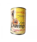 Pet Plus Canine Cravings Chicken with Lamb 400g Dog Wet Food