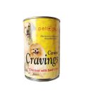 Canine Cravings Chicken with Beef Liver 400g Dog Wet Food