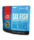 DISCOUNTED Orijen Six Fish Dog Treats
