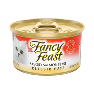 Fancy Feast Classic Savory Salmon 85g Cat Wet Food