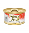 Fancy Feast Classic Pate Savory Salmon Feast 85g Cat Wet Food