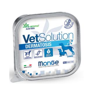 Monge Vet Solution Dermatosis 150g Dog Wet Food