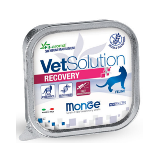 Monge Vet Solution Recovery 100g Cat Wet Food