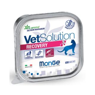 Monge Vet Solution Recovery 100g Cat Wet Food