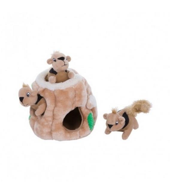 Outward Hound Hide A Squirrel Puzzle Dog Toy