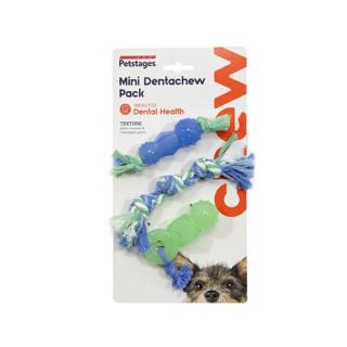 Petstages Mini Dental Triple Pack Dog Toy