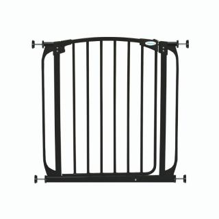 Dreambaby Chelsea Auto-Close Security Black Dog Gate