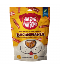 Awesome Pawsome Bacon Mania Grain Free 85g Dog Treats