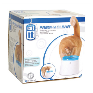 Catit Fresh and Clear Cat Drinking Fountain