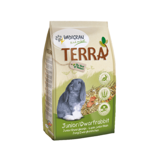 Vadigran Terra Junior and Dwarf Rabbit Food