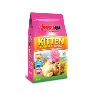 Power Cat Kitten Dry Food