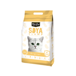 Kit Cat Soya Clump Original 4kg Cat Litter