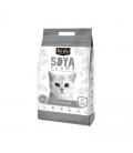 Kit Cat Soya Clump Charcoal 7L Cat Litter