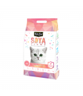 Kit Cat Soya Clump Lavender 4kg Cat Litter