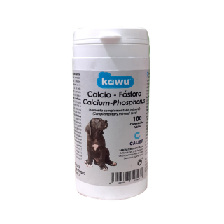 Kawu Calcium and Phosphorus Dog Supplement