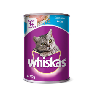 Whiskas Ocean Fish 400g Cat Wet Food