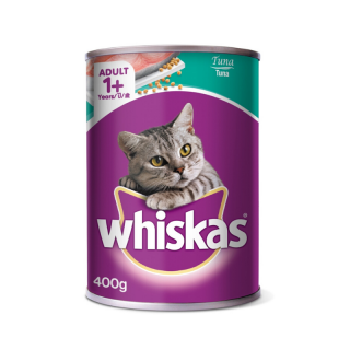 Whiskas Tuna 400g Cat Wet Food