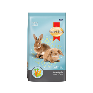 SmartHeart Veggie and Cereal 3kg Rabbit Food