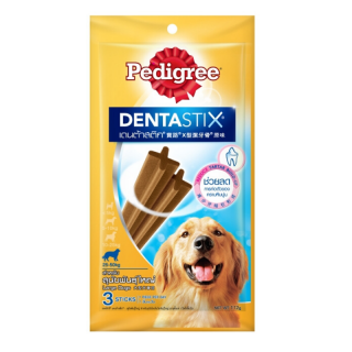 Pedigree DentaStix Large (25-50kg) 112g (3 Sticks) Dog Dental Treats
