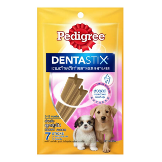 Pedigree DentaStix Puppy (3-12 months) 56g (7 Sticks) Dog Dental Treats