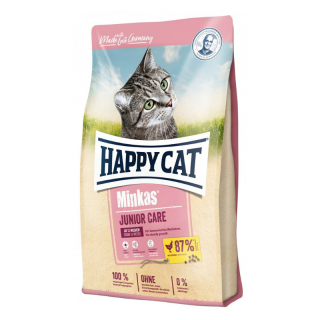 Happy Cat Minkas Junior Care 500g Cat Dry Food