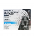 Frontline Plus Flea & Tick Spot On for Dogs (3 pipettes)