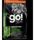 Go! Sensitivity + Shine Limited Ingredient Diet Turkey Recipe Grain Free Dog Dry Food