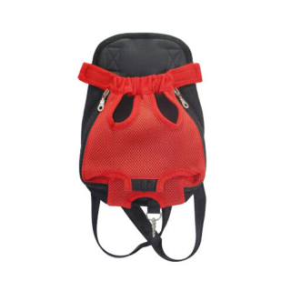 Michiko Carry-me Red Pet Bag