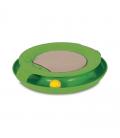 Jackson Galaxy Spiral Green Cat Toy