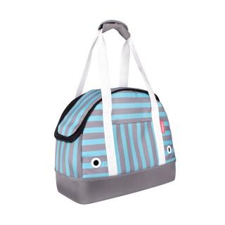 Ibiyaya Audrey Hop-in Bowling Bag Pet Carrier