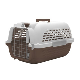 Dogit Voyageur Brown Pet Carrier