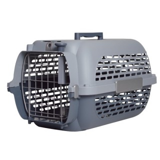 Dogit Voyageur Gray Pet Carrier