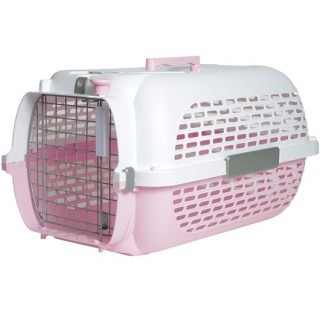Catit Voyageur Pink Pet Carrier