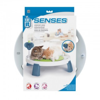 Catit Design Senses Comfort Zone Cat Bed