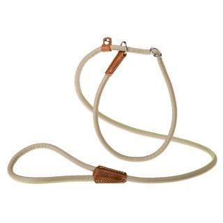 Ferplast Derby GC 10/160 - 10mmx160cm Gray Dog Slip Collar Leash