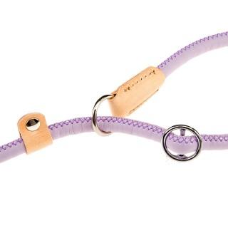 Ferplast Derby GC 10/160 - 10mmx160cm Violet Dog Collar Leash