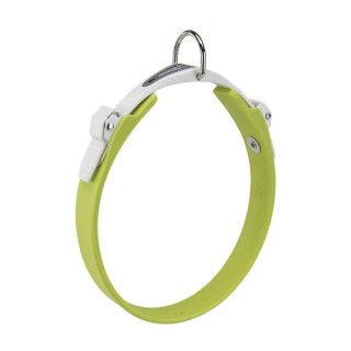 Ferplast Ergoflex C 18/33 - 33cmx18mm Green Dog Collar